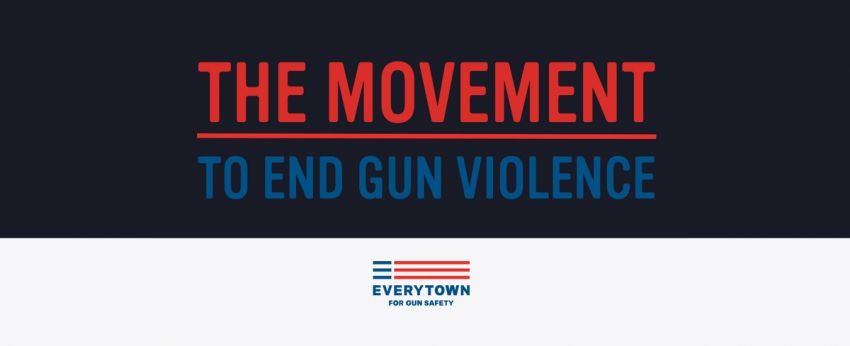 Брендинг Everytown for Gun Safety